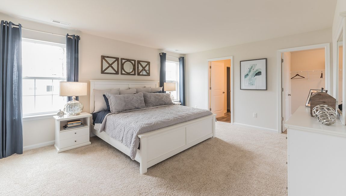 Bedroom featured in the Deerfield By D.R. Horton in Cumberland County, NJ
