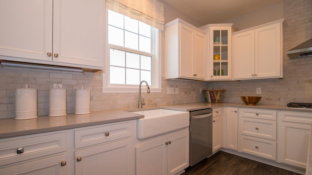 Kitchen featured in the Denali By D.R. Horton in Indianapolis, IN