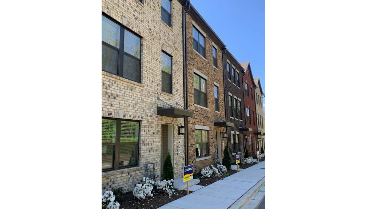 Exterior featured in The Norris By D.R. Horton in Baltimore, MD