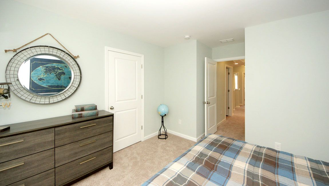 Bedroom featured in the Elston By D.R. Horton in Charleston, SC