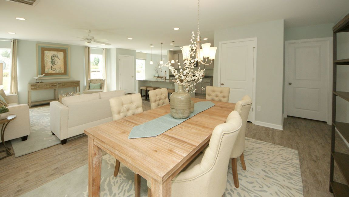 Living Area featured in the Elston By D.R. Horton in Charleston, SC