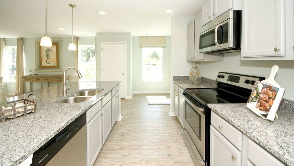 Kitchen featured in the Elston By D.R. Horton in Charleston, SC
