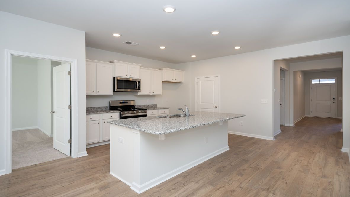 Kitchen featured in the ARIA By D.R. Horton in Myrtle Beach, SC