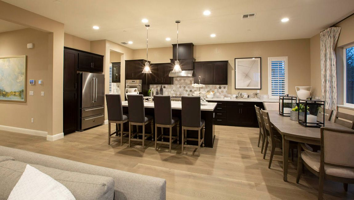 Kitchen featured in the Residence 3 By D.R. Horton in Oakland-Alameda, CA
