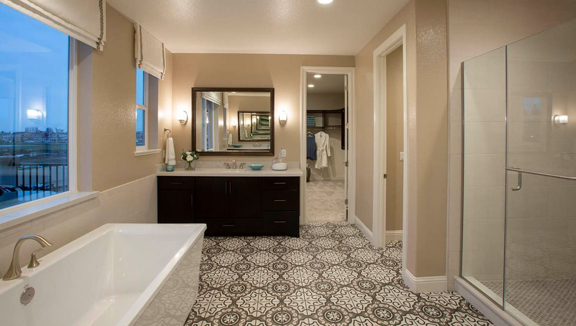 Bathroom featured in the Residence 3 By D.R. Horton in Oakland-Alameda, CA