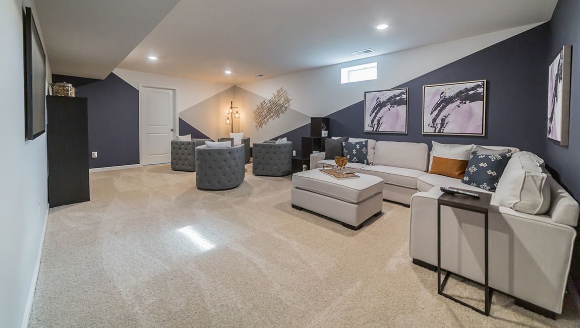 Living Area featured in the Galen By D.R. Horton in Ocean County, NJ