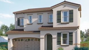 Residence 3 - Skyline Ridge: San Bruno, California - D.R. Horton