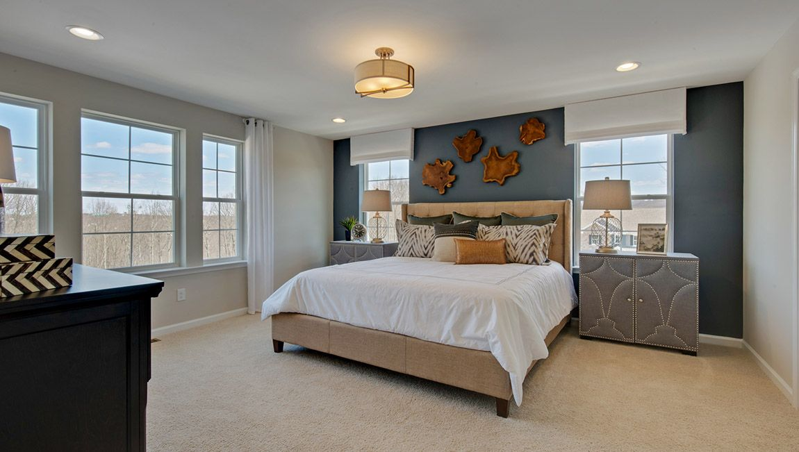 Bedroom featured in the Hadley By D.R. Horton in Ocean County, NJ