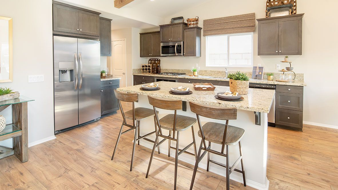 Kitchen featured in the Juniper 2537 By D.R. Horton in Riverside-San Bernardino, CA