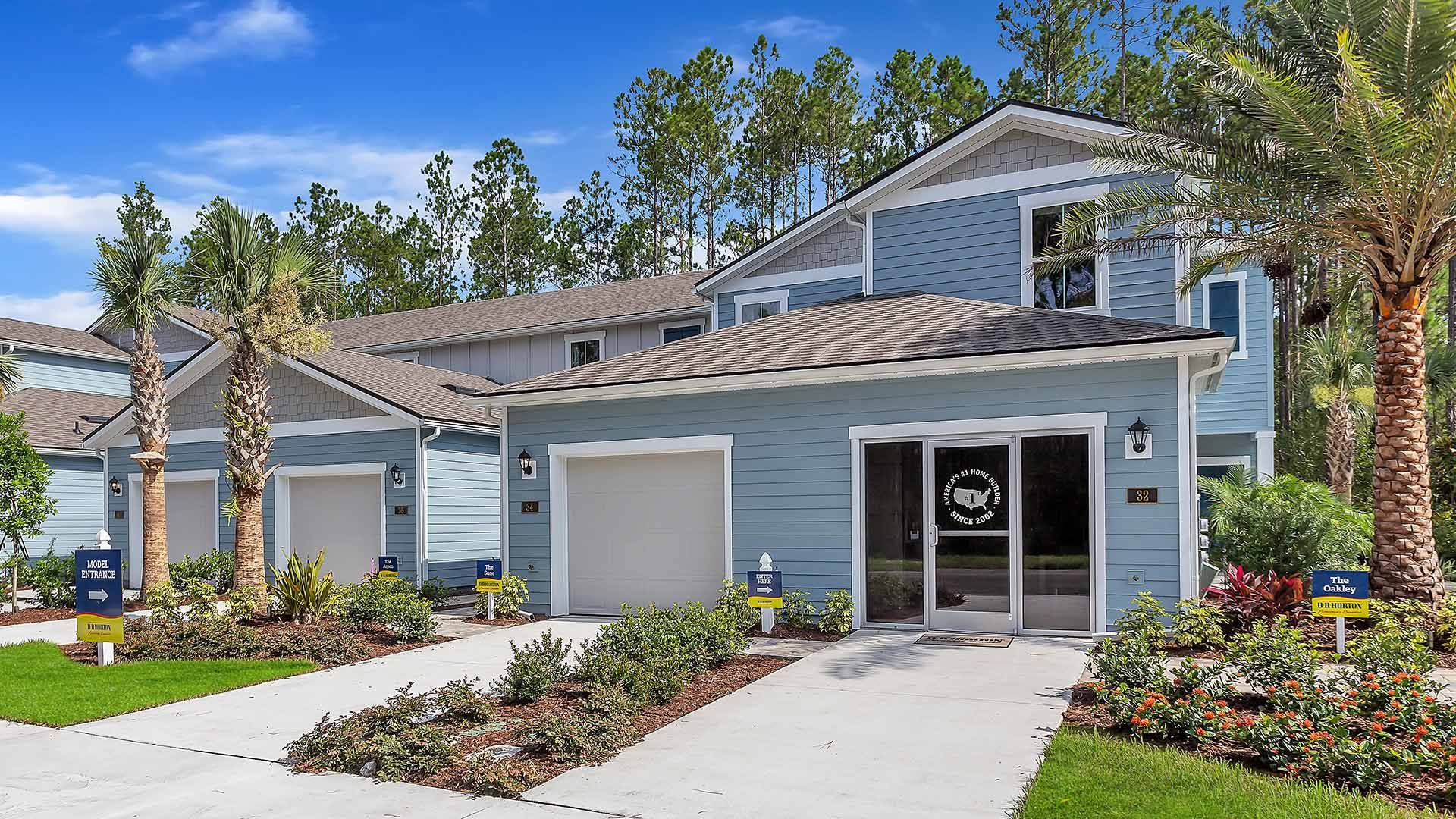 Exterior featured in the ASPEN By D.R. Horton in Jacksonville-St. Augustine, FL