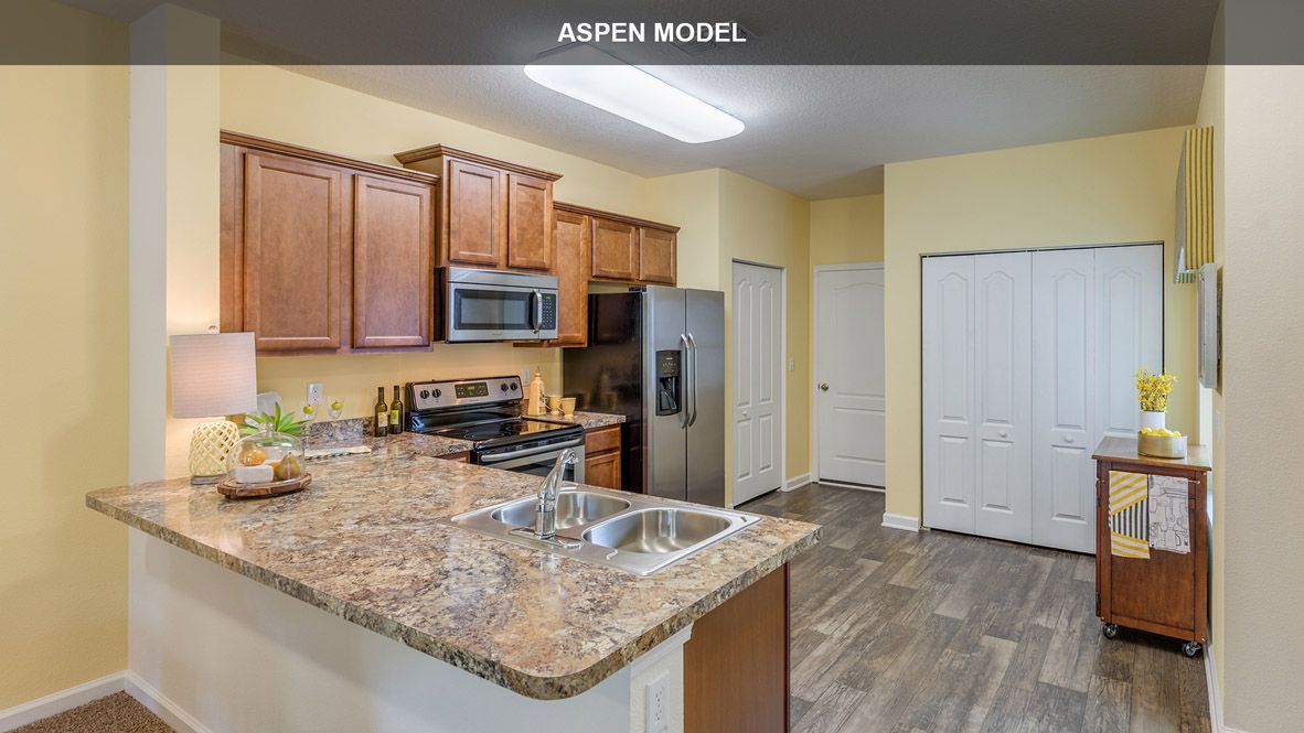 Kitchen featured in the ASPEN By D.R. Horton in Jacksonville-St. Augustine, FL
