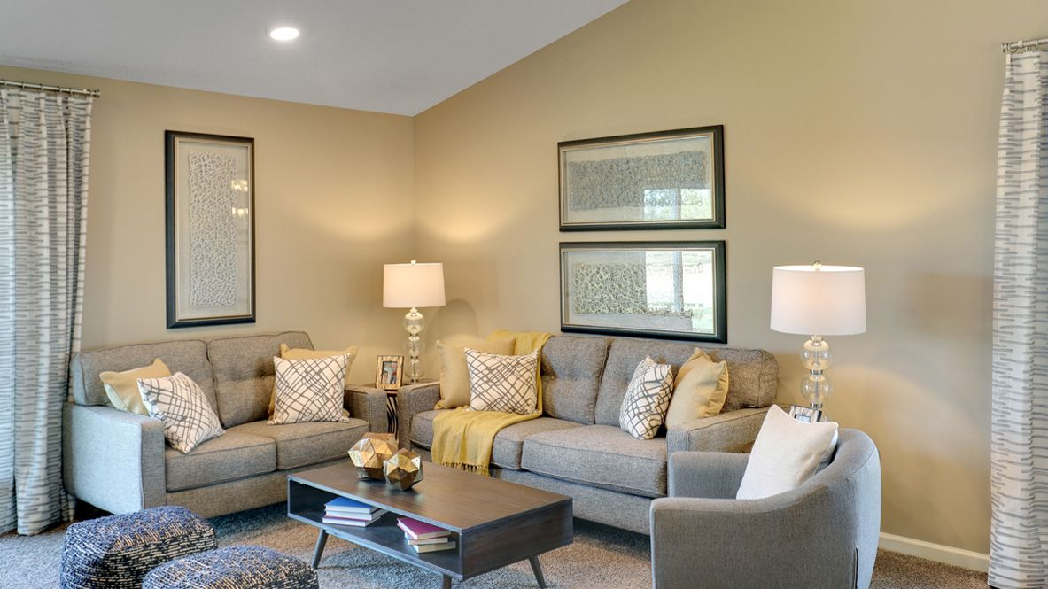 Living Area featured in The Rushmore By D.R. Horton in Minneapolis-St. Paul, MN