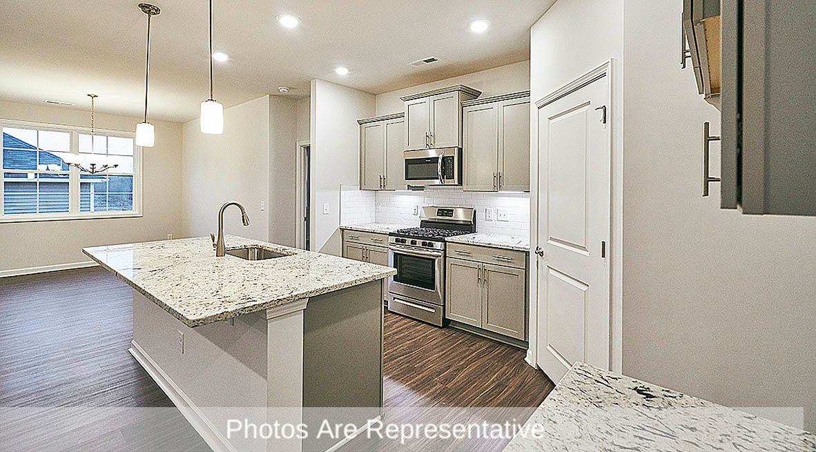 Kitchen featured in the Bristol By D.R. Horton in Greensboro-Winston-Salem-High Point, NC