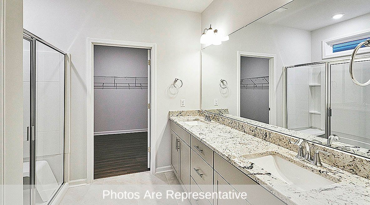 Bathroom featured in the Bristol By D.R. Horton in Greensboro-Winston-Salem-High Point, NC