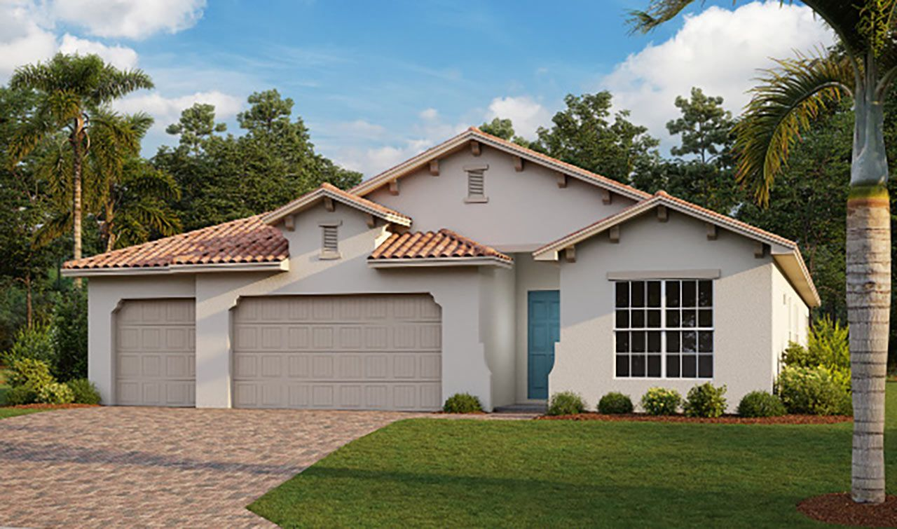 Exterior featured in the Shelby By D.R. Horton in Sarasota-Bradenton, FL
