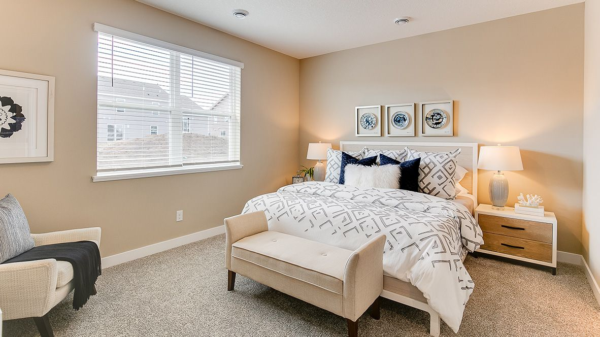 Bedroom featured in The Garrison By D.R. Horton in Minneapolis-St. Paul, MN