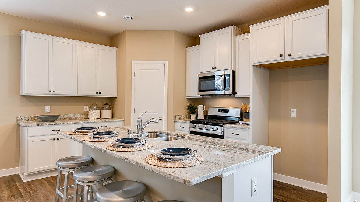 Kitchen featured in The Garrison By D.R. Horton in Minneapolis-St. Paul, MN