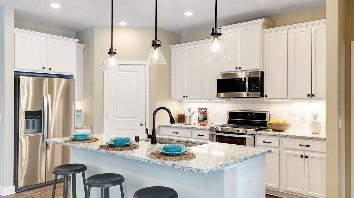 Kitchen featured in The Clifton By D.R. Horton in Minneapolis-St. Paul, MN