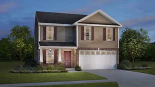Belmont - The Pointe: Indianapolis, Indiana - D.R. Horton
