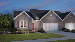 Charleston - Village at New Bethel - Patio Homes: Indianapolis, Indiana - D.R. Horton