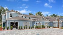 Aralia Townhomes by D.R. Horton in Jacksonville-St. Augustine Florida