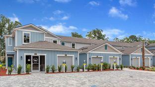 OAKLEY - Aralia Townhomes: Jacksonville, Florida - D.R. Horton