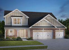 McKinley - Twin Lakes Estates: Shelbyville, Indiana - D.R. Horton