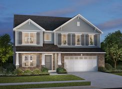 West Haven - Twin Lakes Estates: Shelbyville, Indiana - D.R. Horton
