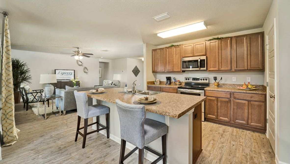 Kitchen featured in The Cairn By D.R. Horton in Biloxi, MS