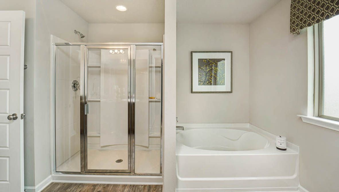 Bathroom featured in The Cairn By D.R. Horton in Biloxi, MS