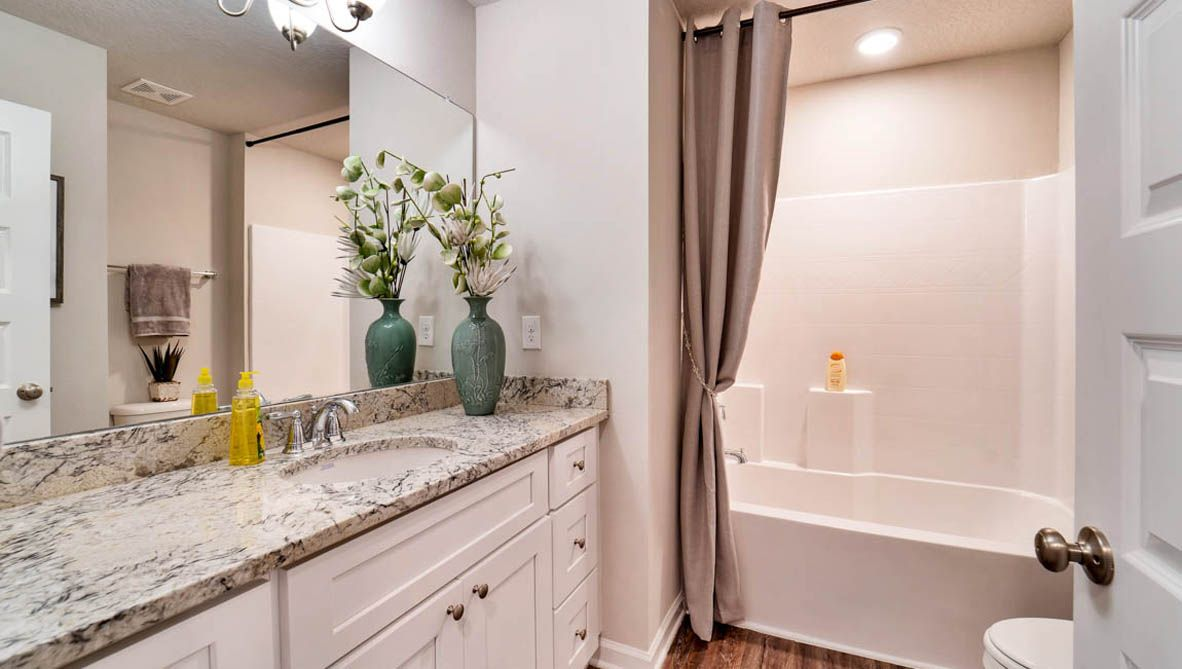Bathroom featured in The Denton By D.R. Horton in Biloxi, MS