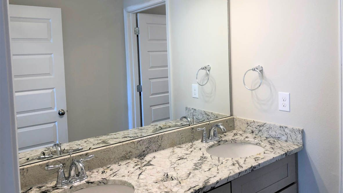 Bathroom featured in The Fairview By D.R. Horton in Biloxi, MS