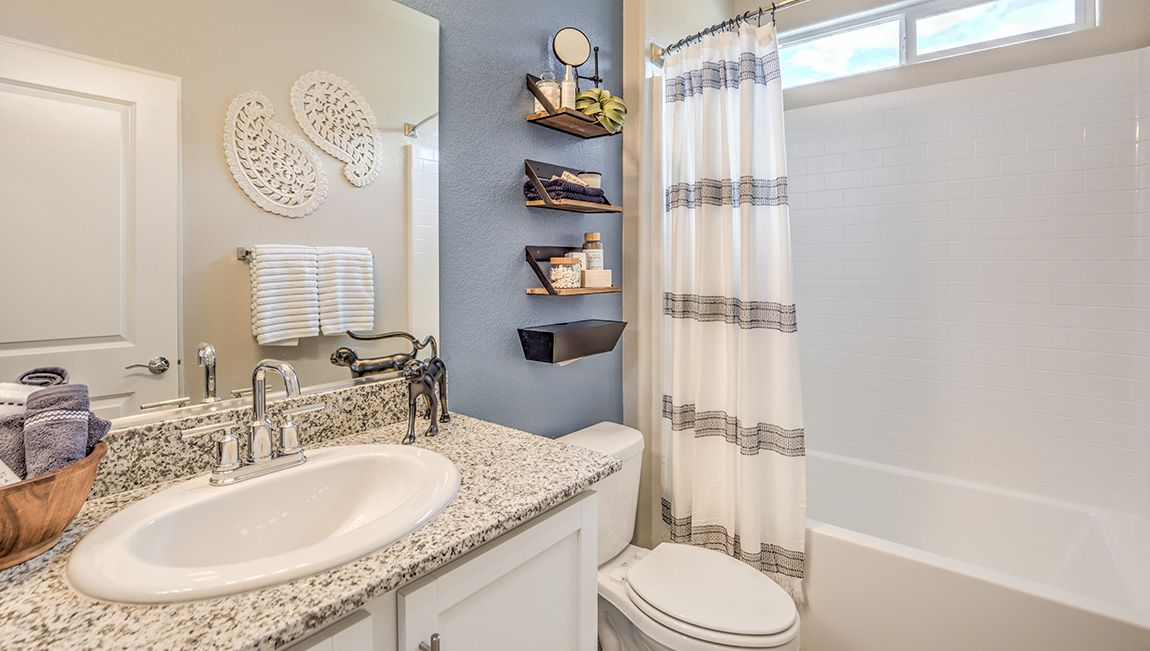 Bathroom featured in the 1611 PLAN By D.R. Horton in Las Vegas, NV