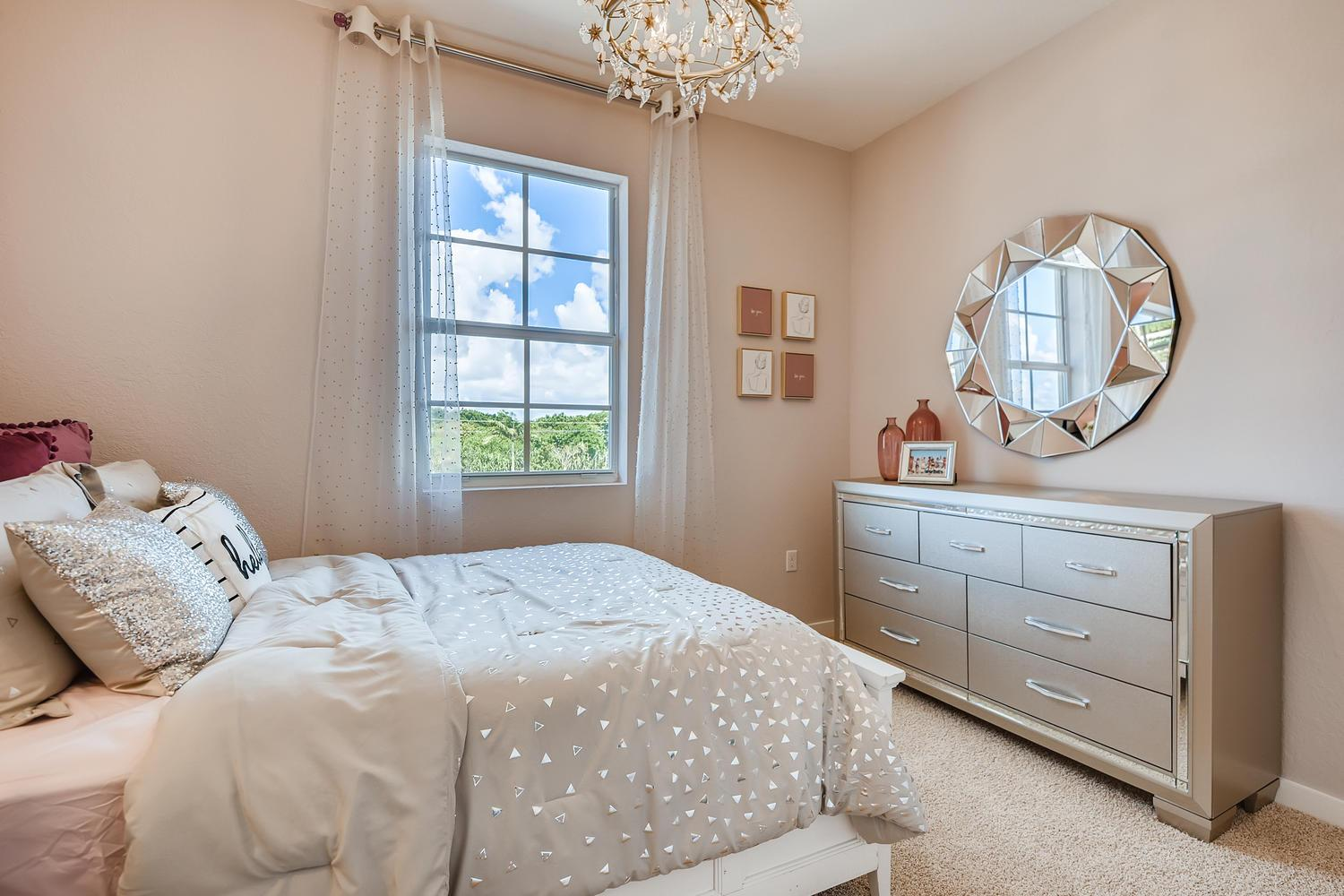 Bedroom featured in the Tortuga By D.R. Horton in Miami-Dade County, FL