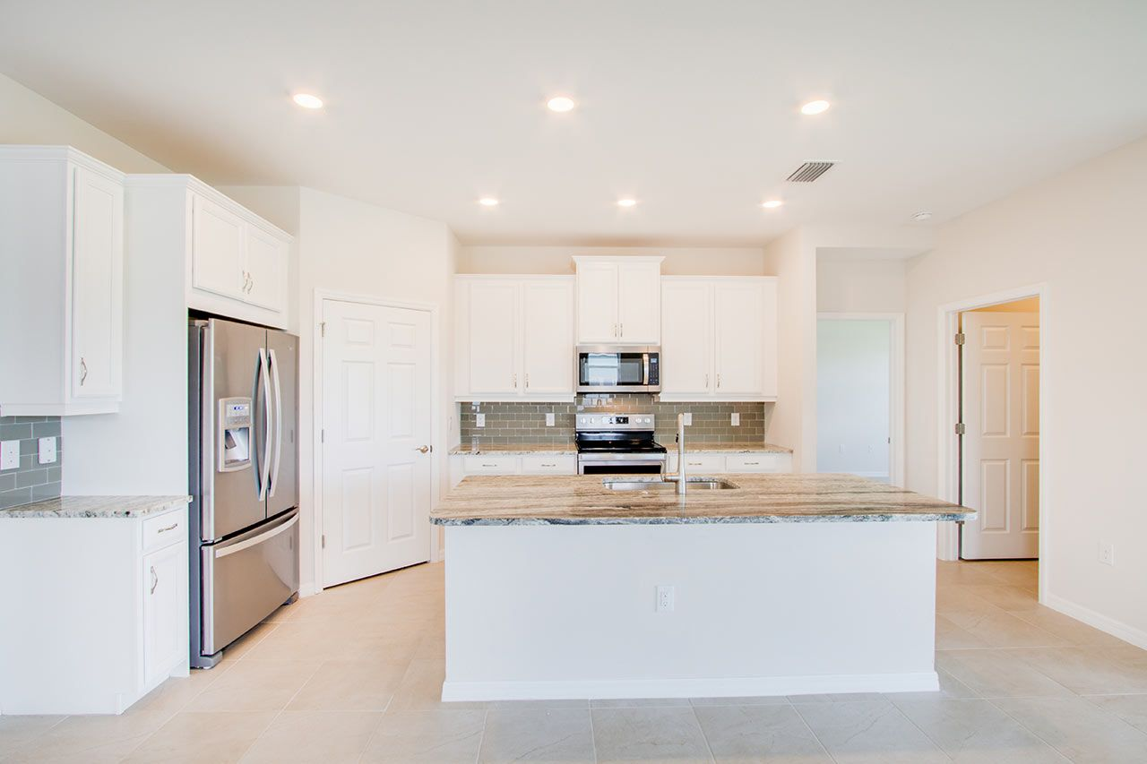 Kitchen featured in the Clifton By D.R. Horton in Fort Myers, FL