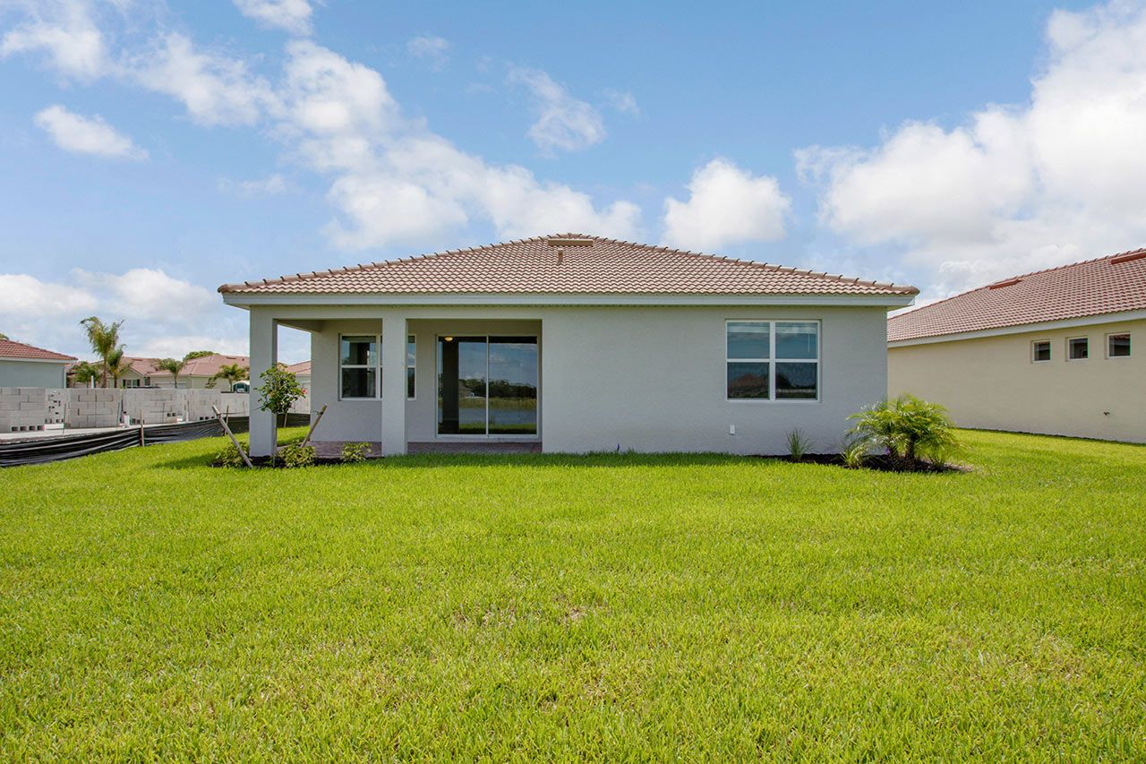 Exterior featured in the Clifton By D.R. Horton in Fort Myers, FL