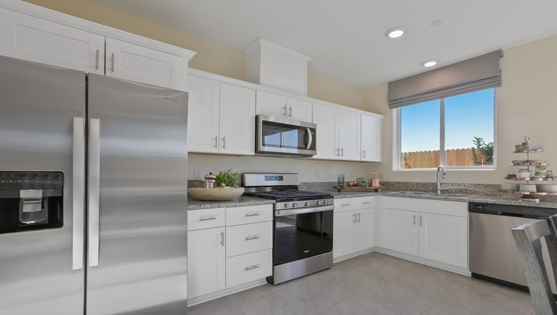 Kitchen featured in the Kaweah By D.R. Horton in Merced, CA