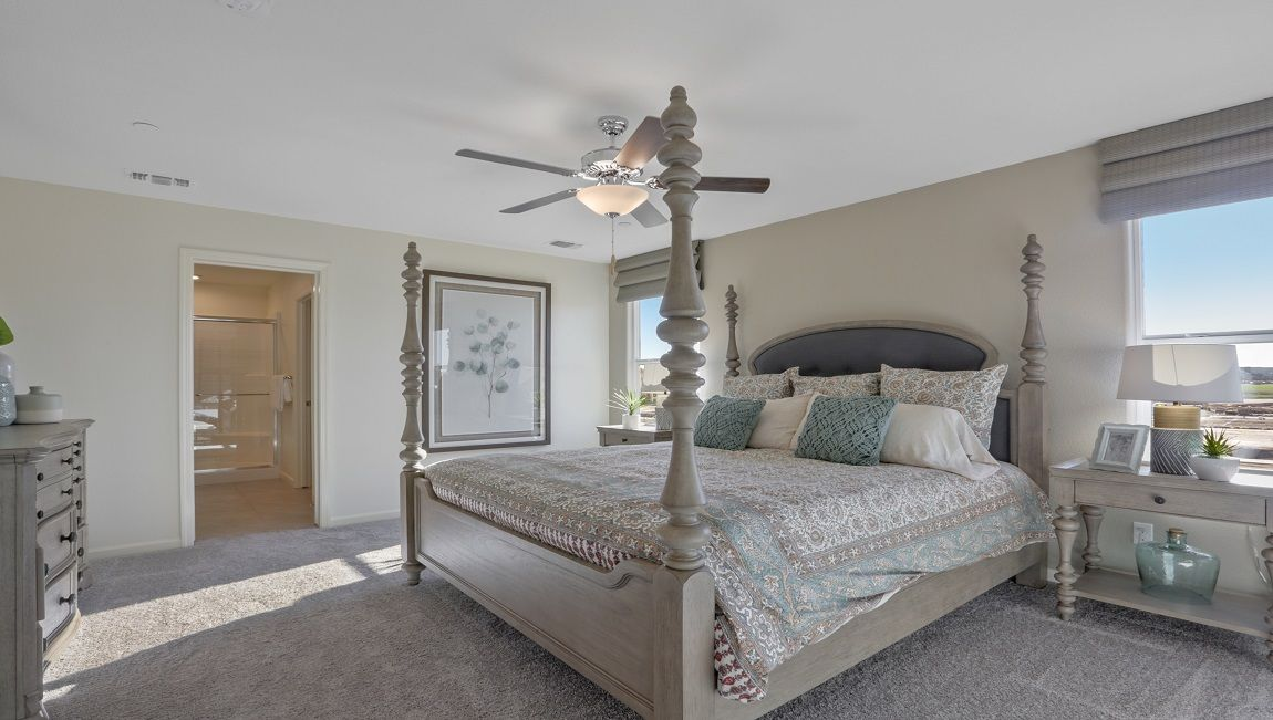 Bedroom featured in the Kaweah By D.R. Horton in Merced, CA