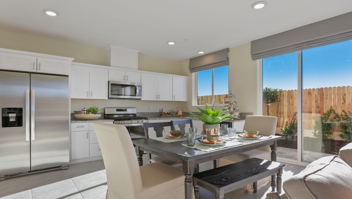 Kitchen featured in the Millerton By D.R. Horton in Merced, CA