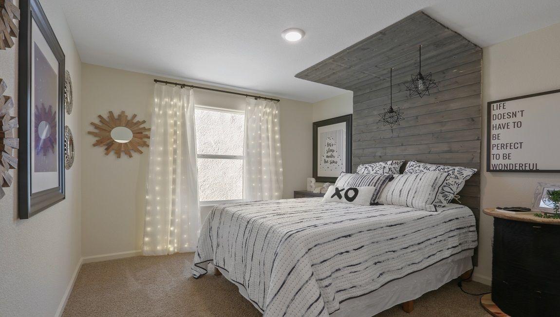 Bedroom featured in the Tenaya By D.R. Horton in Merced, CA