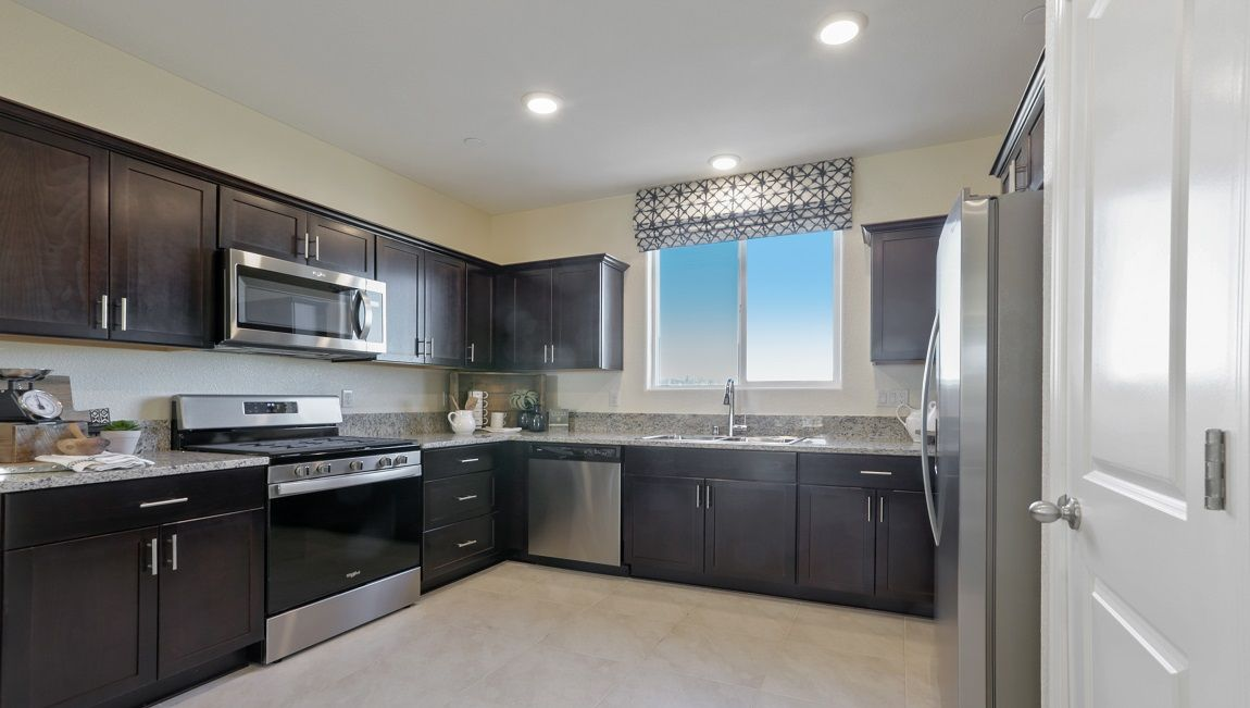 Kitchen featured in the Yosemite By D.R. Horton in Merced, CA