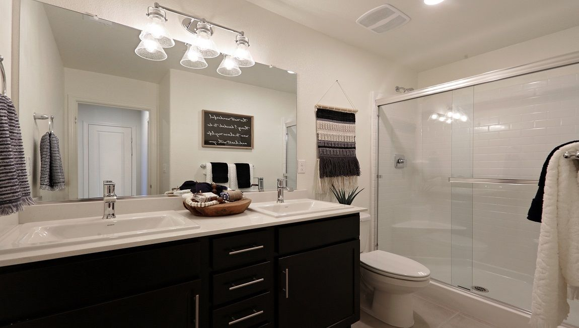 Bathroom featured in the Adams By D.R. Horton in Bakersfield, CA