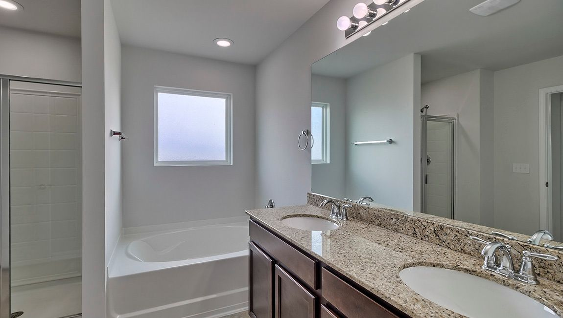 Bathroom featured in the Green By D.R. Horton in Richmond-Petersburg, VA