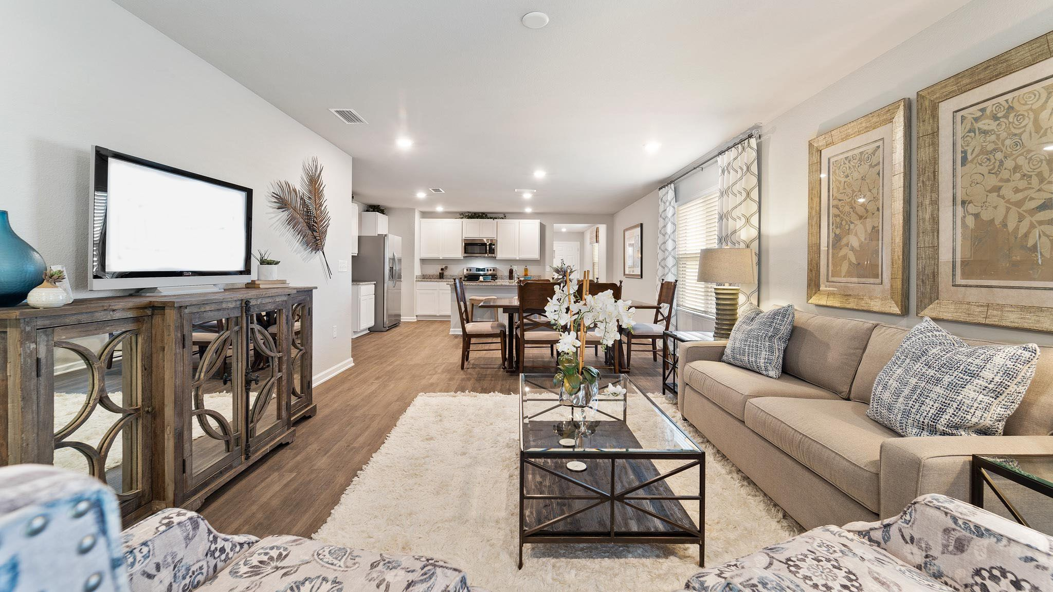 Living Area featured in The Jemison By D.R. Horton in Mobile, AL