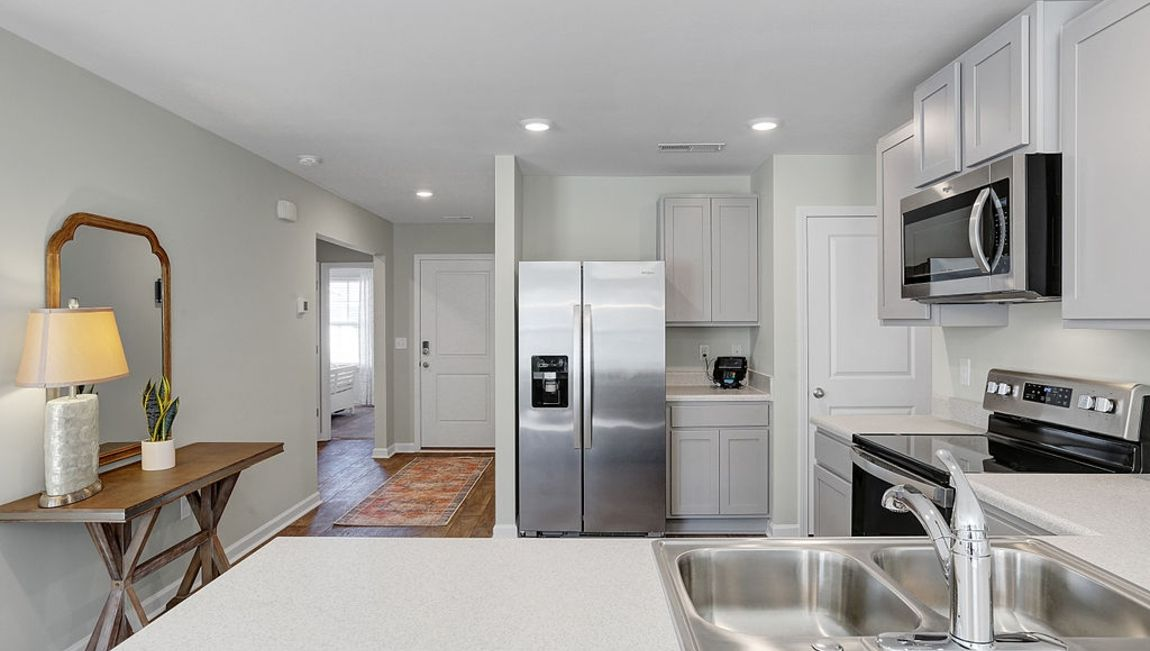 Kitchen featured in the Macon By D.R. Horton in Myrtle Beach, SC