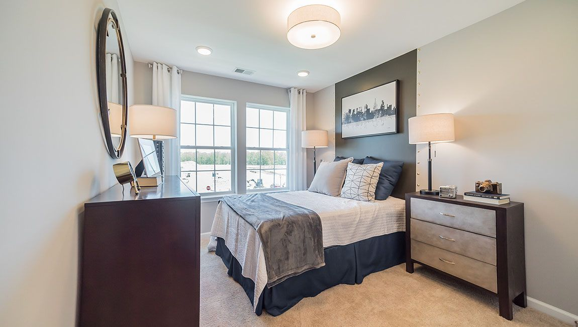 Bedroom featured in the Nash By D.R. Horton in Middlesex County, NJ