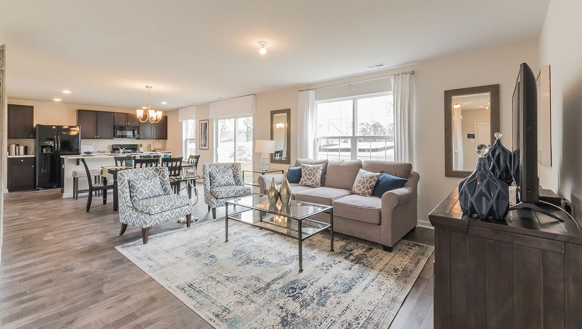 Living Area featured in the Deerfield By D.R. Horton in Cumberland County, NJ