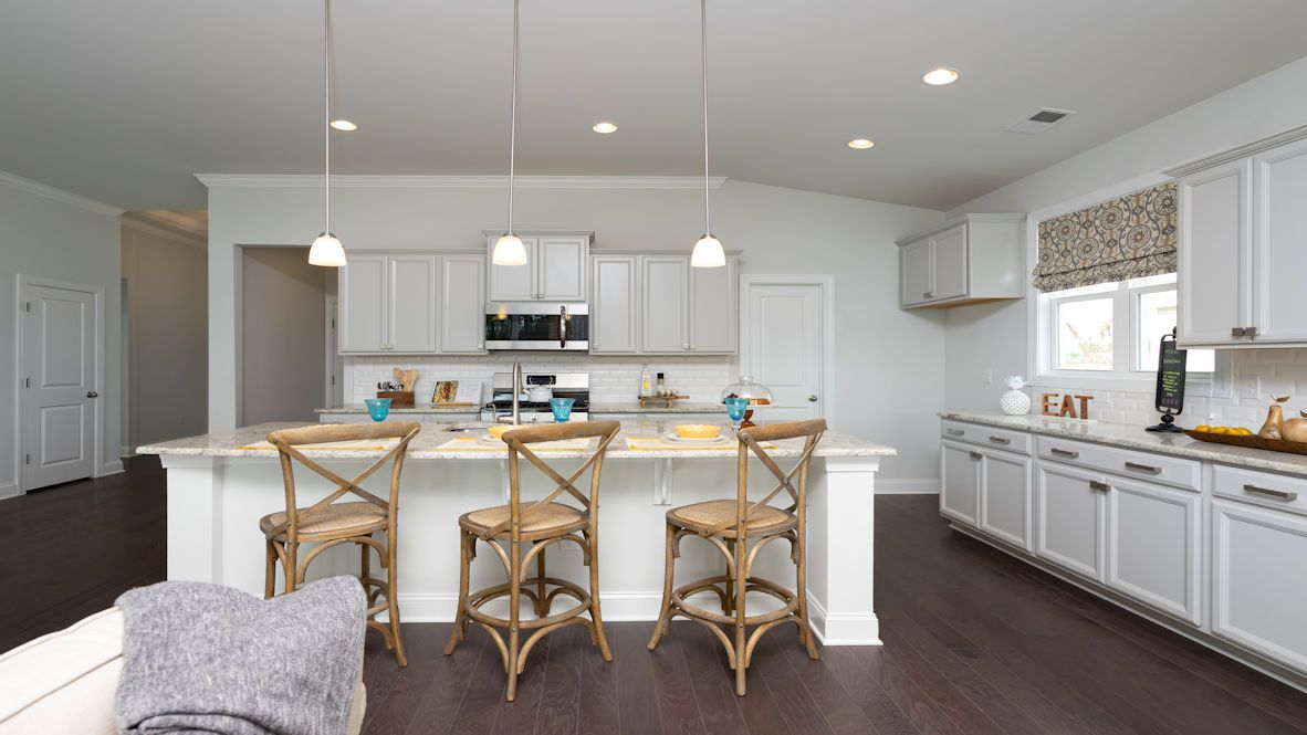 Kitchen featured in the EATON By D.R. Horton in Myrtle Beach, SC