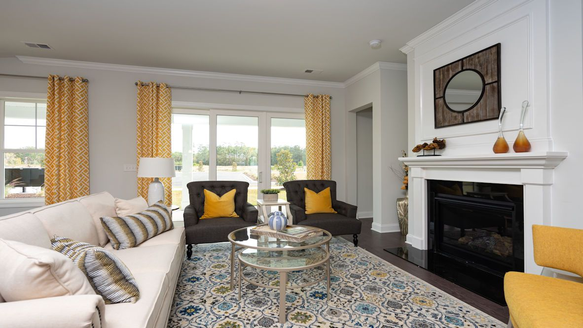 Living Area featured in the EATON By D.R. Horton in Myrtle Beach, SC