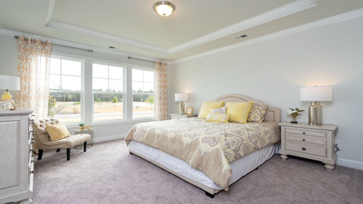 Bedroom featured in the EATON By D.R. Horton in Myrtle Beach, SC